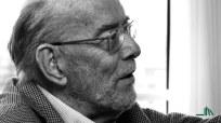 Dr JDG Dunn, British New Testament scholar, Professor of Divinity at the University of Durham. Born 1939 - died 26 June 2020